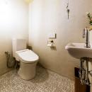 見知らぬ、天井の写真 トイレ