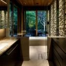 A山荘の写真 バスルーム