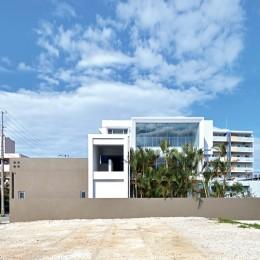 西原町の家 (外観)