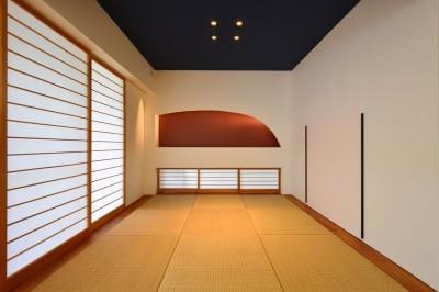 和室 (読谷村の家)