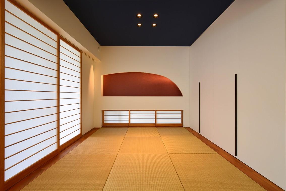 その他事例:和室(読谷村の家)