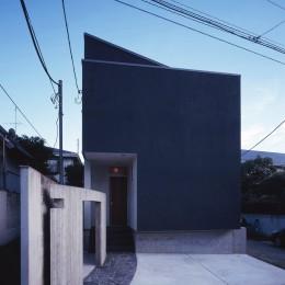 西荻の家 (外観)