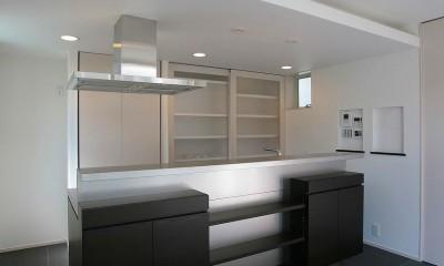 西荻の家 (キッチン)