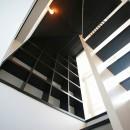 西荻の家の写真 階段