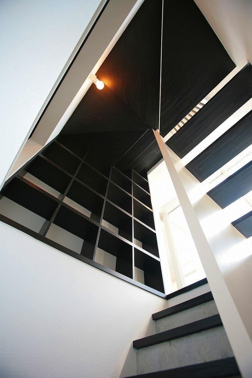 西荻の家 (階段)