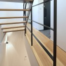 代々木上原の家の写真 階段