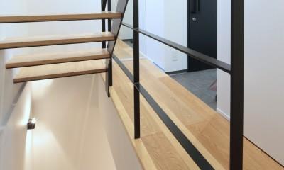 代々木上原の家 (階段)