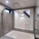 代々木上原の家の写真 浴室
