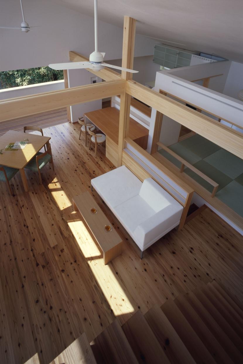 建築家:溝部公寛「寛の家32」