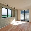 大山町の家の写真 寝室