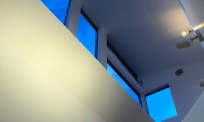 高窓の家 (高窓)