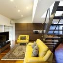 大容量の収納スペースのある家(リノベーション)