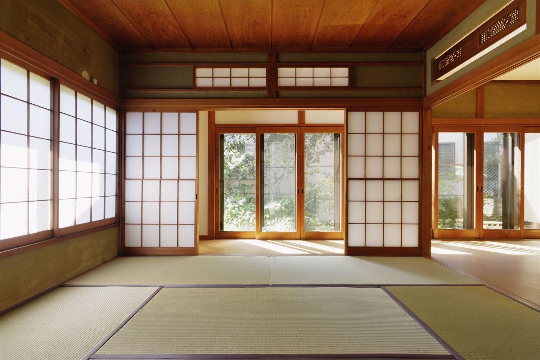 その他事例:和室(H様邸_47 年の歴史の面影を感じながら2 世帯で暮らす)