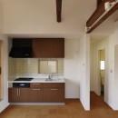 H様邸_47 年の歴史の面影を感じながら2 世帯で暮らすの写真 キッチン