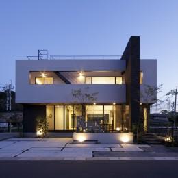 新宮の家 (外観)