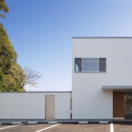 須玖の家 (外観)