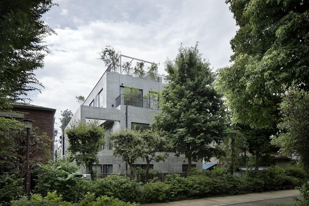外観 (渋谷区I邸 / I House In Shibuya)