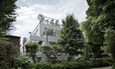 渋谷区I邸 / I House In Shibuya