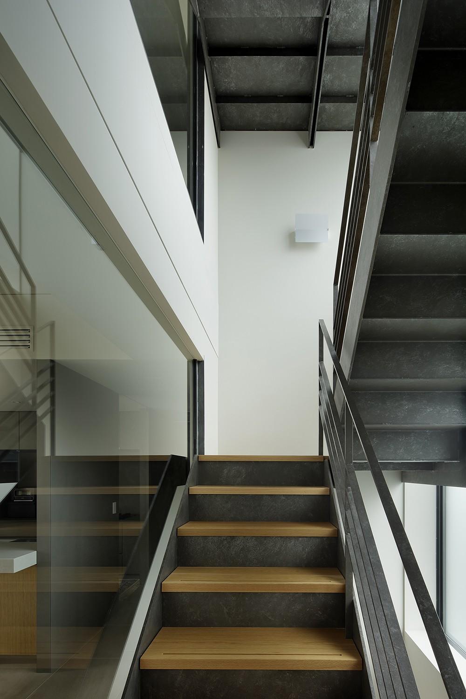 その他事例:階段(渋谷区I邸 / I House In Shibuya)