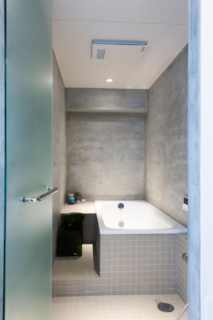 バス/トイレ事例:バスルーム(K邸-浅草から松本へ。自分らしい地方移住とは?)