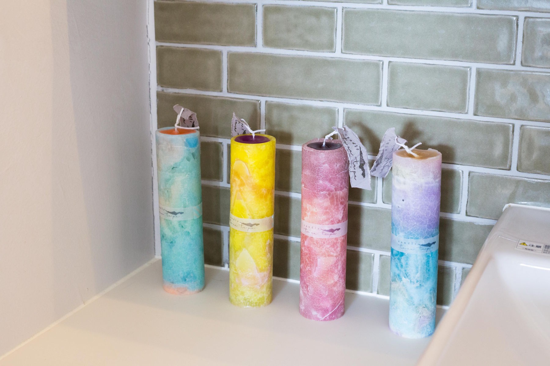 バス/トイレ事例:バスルーム装飾(K邸-浅草から松本へ。自分らしい地方移住とは?)