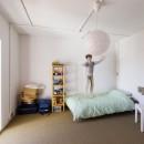 K邸-「子どもを怒らない家」は大人にとっても心地よいの写真 子供部屋
