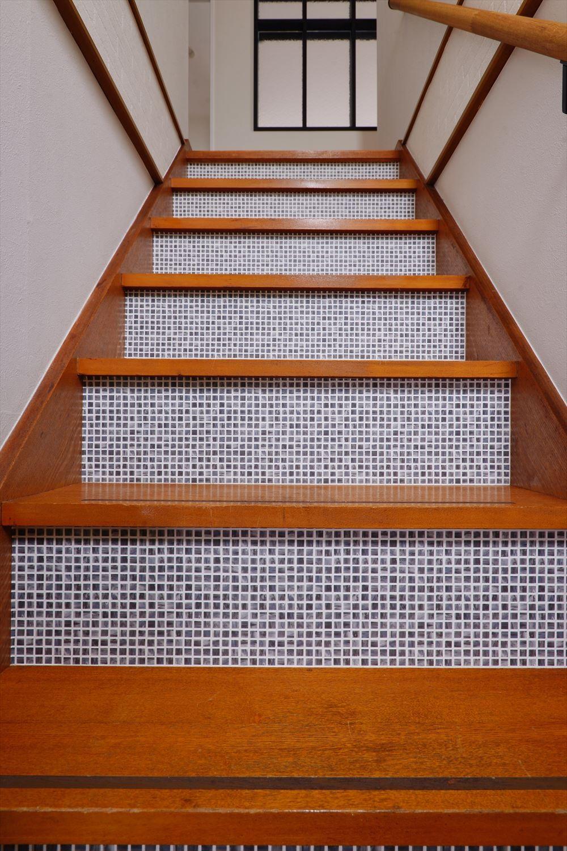 その他事例:階段(M様邸_リビングは子どものアトリエ)