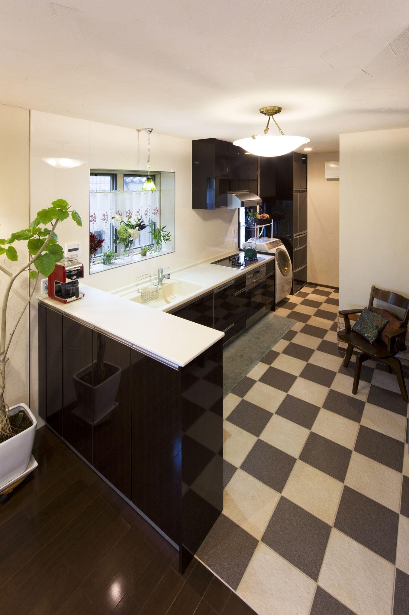 キッチン事例:キッチン(長年抱えていた不満をすべて解消したリノベーション)