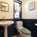 長年抱えていた不満をすべて解消したリノベーションの写真 トイレ