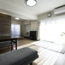 光が射すマンションの写真 LDK