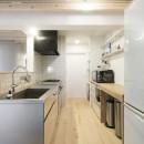 宮崎台のリノベーションの写真 キッチン