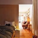 横浜市N様邸 ~光と緑が映える家~の写真 ベッドルーム