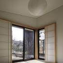 練馬の住宅 / 様々な場所とお互いの距離感を楽しむ住まいの写真 和室