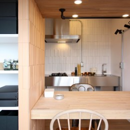 house m/r 501 ダイニング、キッチン (house m/r 501)