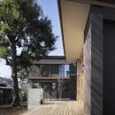 練馬の住宅 / 様々な場所とお互いの距離感を楽しむ住まい
