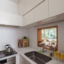 洗足池の住宅の写真 キッチン