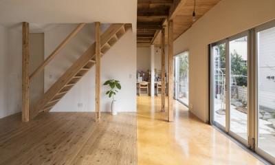 鎌倉の家〜祖父母の家を引き継ぐ木造戸建てリノベーション〜