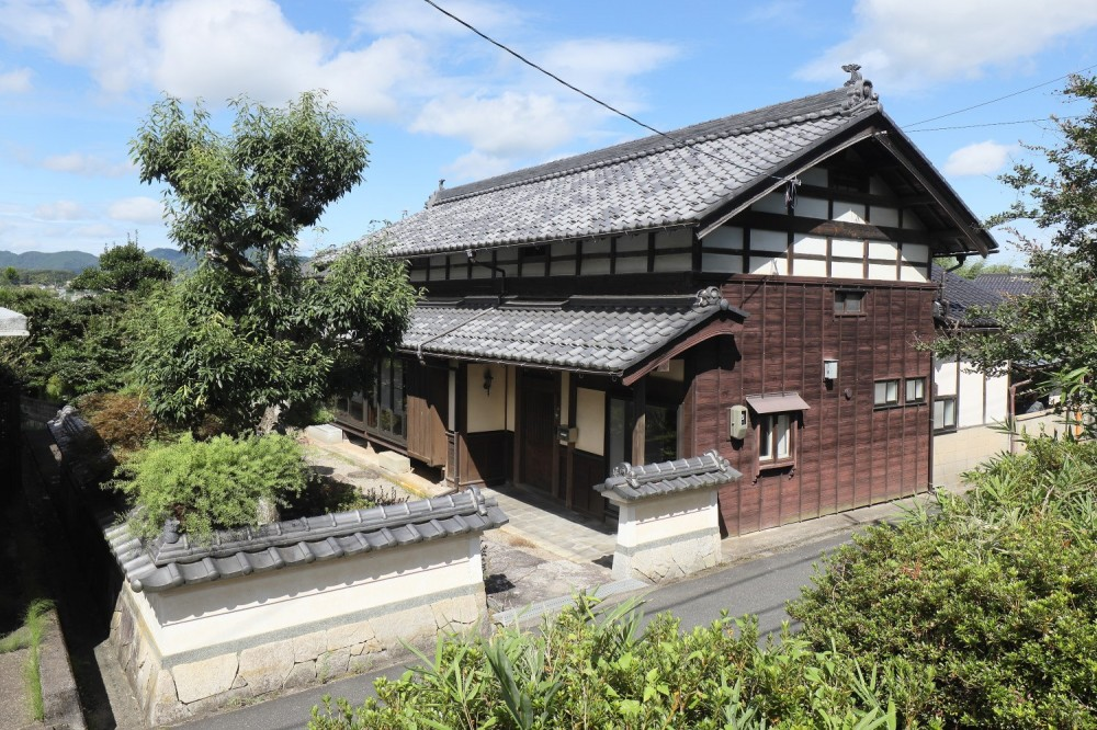 外観 (京丹後の民家)