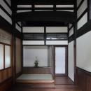 京丹後の民家の写真 玄関