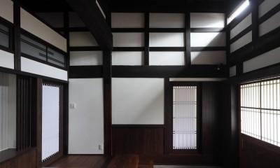 玄関|京丹後の民家