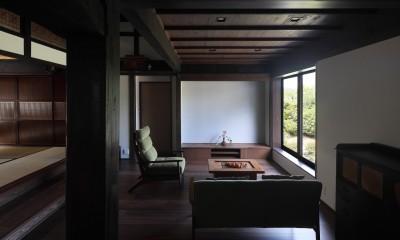 京丹後の民家