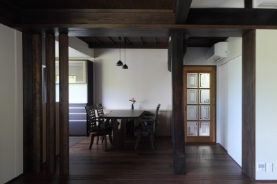 食堂 (京丹後の民家)