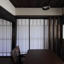京丹後の民家の写真 食堂