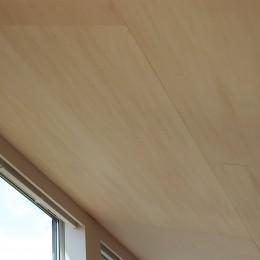 天井 (杉並区の戸建て住宅)