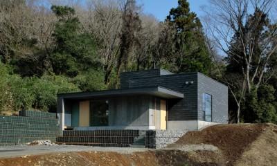 高尾山口の家