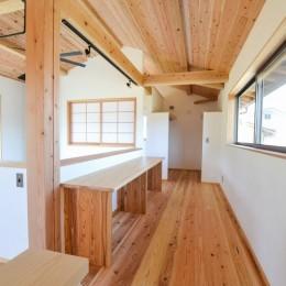 小鳥遊の家 (2階フリースペース)