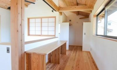 2階フリースペース 小鳥遊の家