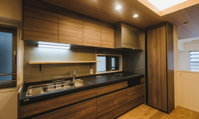 魅せる空間リノベーション (キッチン)