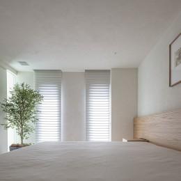 X house (寝室)