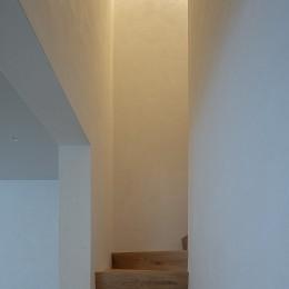 X house (階段)